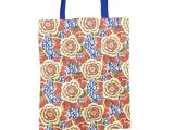 """Tote bag """"Crazy dahlia"""""""
